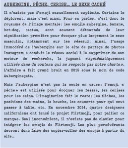 Carré Pluriel Marie Rebeyrolle Emoji 2
