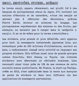 Carré Pluriel Marie Rebeyrolle Emoji